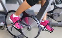Latihan-Spinning-Bike