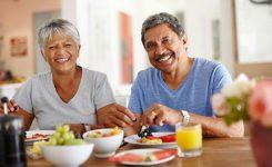 Makan Sehat untuk Orang Tua