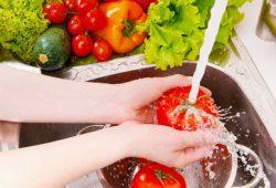 Panduan Tepat untuk Mencuci Sayuran dan Buah-Buahan
