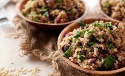 Nasi Kacang Hitam