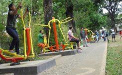 Olahraga-di-Taman