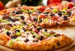 Pizza dan Pasta, Hidangan dengan Kalori dan Lemak Tertinggi?