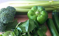 Sayuran-Hijau