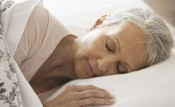 Tidur Berkualitas untuk Orang Tua
