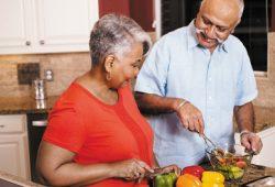 Vitamin D untuk Orang Tua, Jaga Kekuatan Otot
