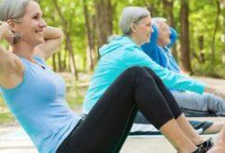 Tips Simpel Tetap Sehat untuk Wanita  60 Tahun ke Atas