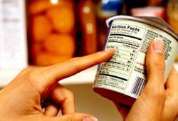 Tips Sederhana Membaca Label Makanan