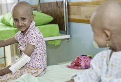Data Jumlah Penderita Kanker di Indonesia